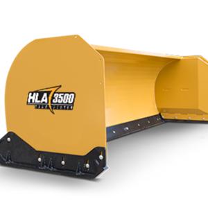 HLA 3500 Snow Pusher